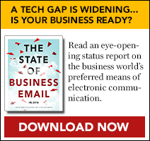 The State of Business Email