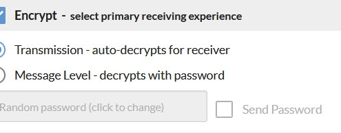 RMail Online - Encrypt
