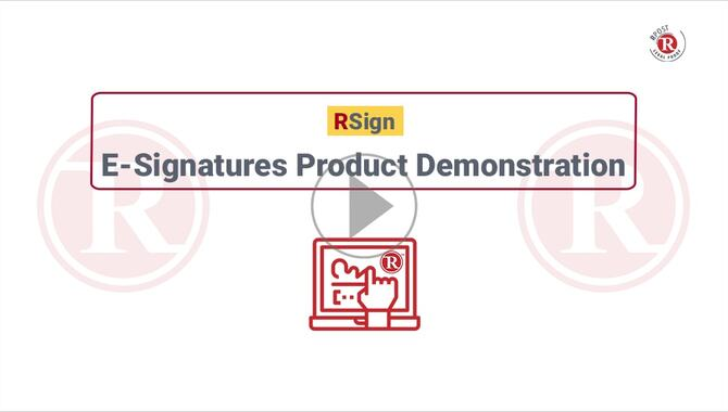 A Complete Guide to Electronic Signature Services