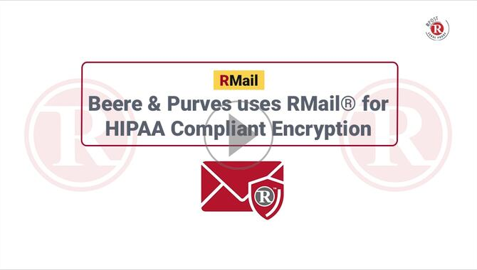 Video-User-Story-Beere-Purves-Insurance-Registered-Email-and-Email-Encryption