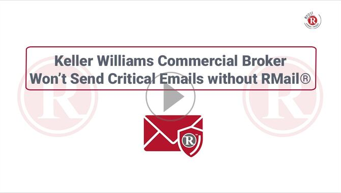 Video-User-Story-Keller-Williams-Commercial-Real-Estate-Broker-Registered-Email-Service