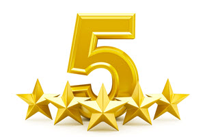 5-Star reviews for sale!