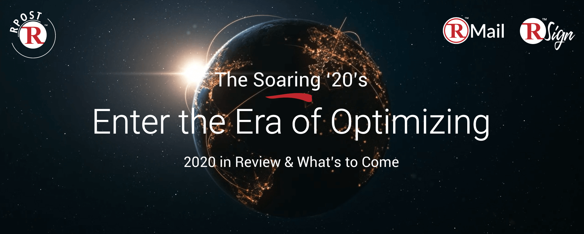 Enter the Soaring 20s with RPost—Year in Review and What's Ahead