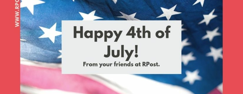 Independence Day – The Good Old Days When Only the NSA Read your Email