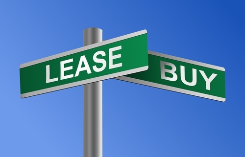 Lease vs. Buy Decision – First Cars, Now Software