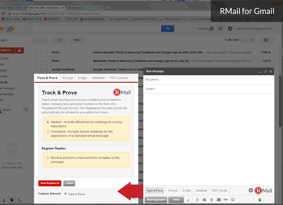 rmail gmail