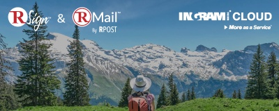 Ingram Micro Austria Adds the best RSign & RMail by RPost to Cloud